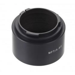 Adaptador sistema Novoflex para Olympus micro-4/3