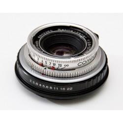 Adaptador objetivos Kodak montura DKL para EOS