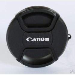 Tapa frontal Canon para objetivos 58mm