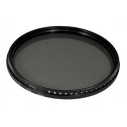 Filtro Densidad neutra ND variable diametro 82mm