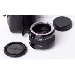 Duplicador Kenko 2x NAS Teleplus para Nikon