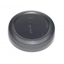 Tapa trasera objetivos Fuji X Pro