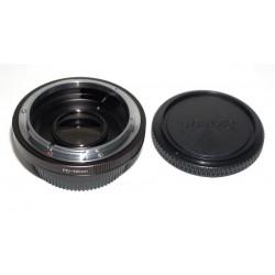 Adaptador Canon FD para Nikon