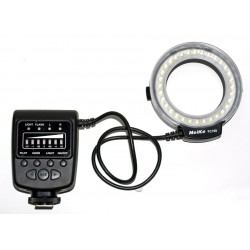 Foco LED anular para Canon