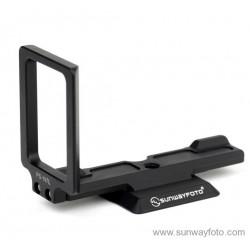 Soporte tipo L para Sony NEX-7 Sunwayfoto