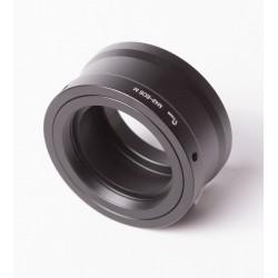 Adaptador objetivos M42 para Canon EOS-M