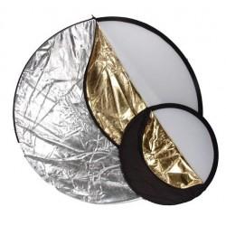Phottix Reflector Plegable Redondo 7-en-1 80cm