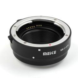 Adaptador Meike EF y EF-s para Canon EOS-M