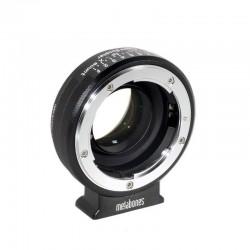 Reductor focal Metabones objetivos Nikon-G a Fuji-X