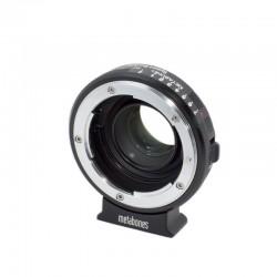 Reductor focal Metabones objetivos Nikon-G  para BM Pocket
