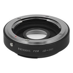 Adaptador Fotodiox de objetivos Konica-AR para Canon EOS