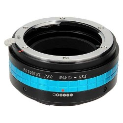 Adaptador Fotodiox de objetivos Nikon-G para Sony NEX