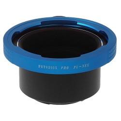 Adaptador Fotodiox Pro de ópticas Arri PL a NEX