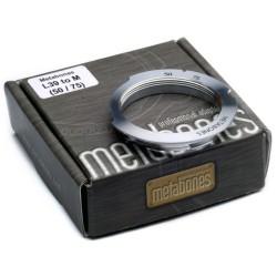 Adaptador Metabones de rosca M39 a Leica-M (6 bit -50/75))