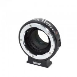 Reductor focal Metabones objetivos Nikon-G  para Black Magic