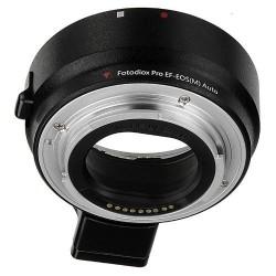 Adaptador Fotodiox Pro EF y EF-s para Canon EOS-M