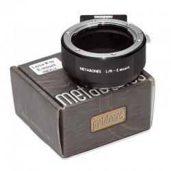 Adaptador Metabones Leica-R para Sony NEX