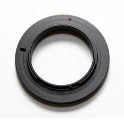 Anillo inversor 49mm para micro-4/3