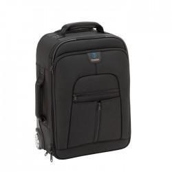 Tenba Roadie II Hybrid Roller/Backpack Case (Black)