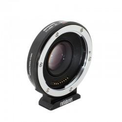 Reductor de Focal Metabones de Canon-EF a BMPCC