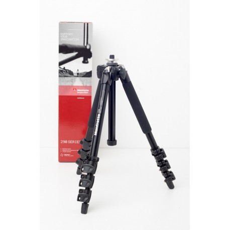Tripode Manfrotto 293A4