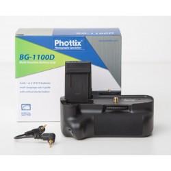 Empuñadura Phottix BG-1100D para EOS 1100D