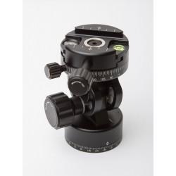 Cabezal 2D iShoot con giro 360° en base y cabeza