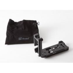 Soporte en L iShoot para disparo vertical para Canon 5D-III sin empuñadura