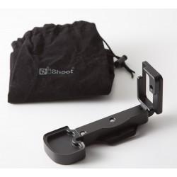 Soporte en L iShoot para disparo vertical para Sony NEX-7
