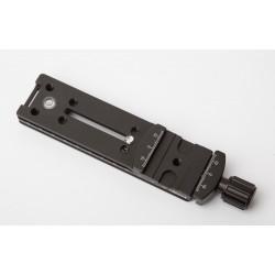 Soporte carril iShoot de ajuste nodal 140mm