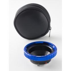 daptador ópticas Arri PL a Leica-M