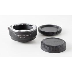 Reductor de Focal ZY de Nikon-AI a Fuji-X
