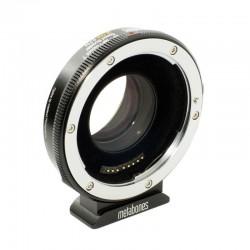 Reductor de Focal Ultra Metabones T de Canon-EF a micro-4/3