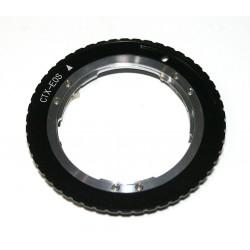 Adaptador Contax / Yashica para Canon EOS
