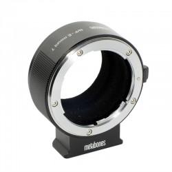 Adaptador Metabones T de Objetivos Nikon a Sony montura-E