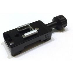Acoplamiento tipo Arca IS-JZ30 con zapata para Flash universal