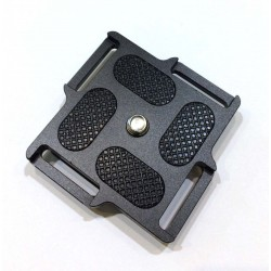 Square Metal Quick Release Plate (IS-QS50)