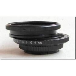 Adaptador Shift Pentacon Six para Canon EOS
