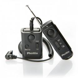 Disparador inalámbrico Phottix Cleon II para Canon C8