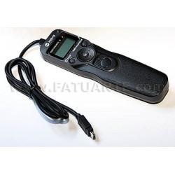 Cable Disparador con Temporizador para Nikon D90