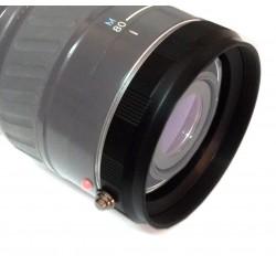 Adaptador Reverso portafiltros 58mm montura Sony-A