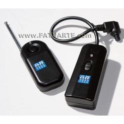 Control remoto radio 30m Canon EOS 50D, 7D, 5D...