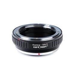 Adaptador K&F Concept Konica-AR para Olympus micro 4/3