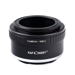 K&F concepts Adapter for Tamron Adaptall-2 lens to Sony-E