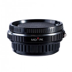 K&F Concept adapter for Minolta-MD lenses to Pentax-K