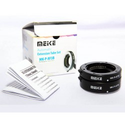 AF extension tubes for micro-4/3 eco version