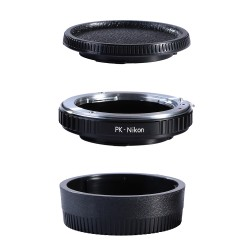 K&F Concept Adapter for Pentax-K lens to  Nikon