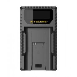 Cargador Nitecore ULM9 para baterías Leica BL1-312