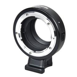 Adaptador Commlite CoMix de Nikon-G a montura micro-4/3