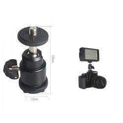 Mini rótula para zócalo flash CM-BHSF